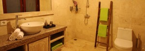 Solid Surf House - Bali - Superior room - bathroom- luxury