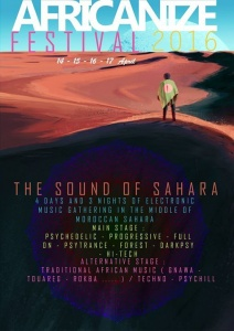 Solid Surf House - Morocco - Sahara - Africanize - festival