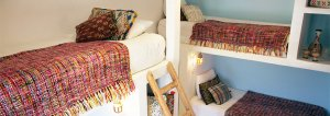 Solid Surf House - Morocco - Shared room - cozy - blankets
