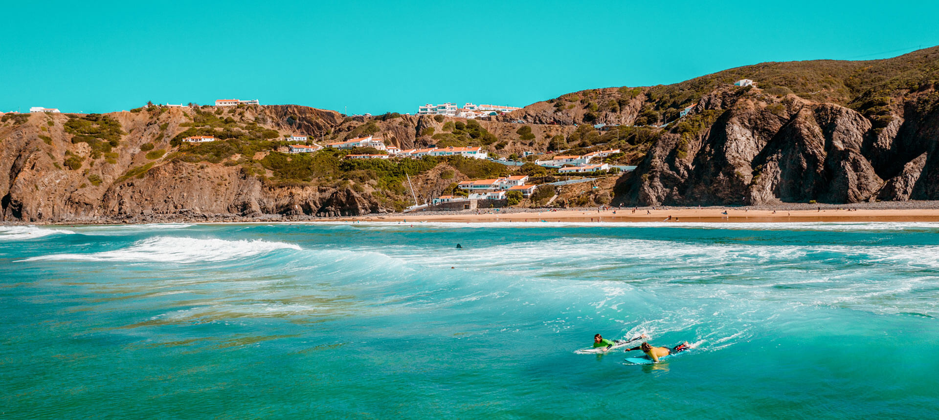 Solid Surf House Surf Camps